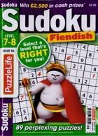 Puzzlelife Sudoku L7&8 Magazine Issue NO 56