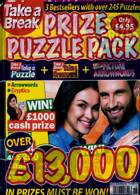 Tab Prize Puzzle Pack Magazine Issue NO 18