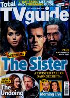 Total Tv Guide England Magazine Issue NO 44