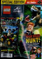 Lego Specials Magazine Issue JURASSIC9