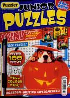Puzzler Q Junior Puzzles Magazine Issue NO 264
