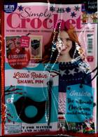 Simply Crochet Magazine Issue NO 103