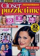 Closer Puzzle Time Magazine Issue NO 18