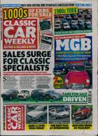 Classic Car Weekly Magazine Issue 21/10/2020