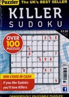 Puzzler Killer Sudoku Magazine Issue NO 177