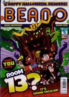 Beano Magazine Issue 24/10/2020
