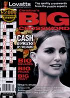 Lovatts Big Crossword Magazine Issue NO 340