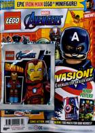 Lego Superhero Legends Magazine Issue AVENGERS 2