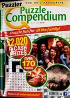 Puzzler Q Puzzler Compendium Magazine Issue NO 341