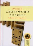 Premium Crossword Puzzles Magazine Issue NO 73