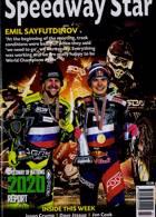 Speedway Star Magazine Issue 24/10/2020