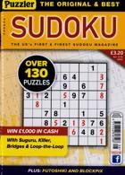 Puzzler Sudoku Magazine Issue NO 208