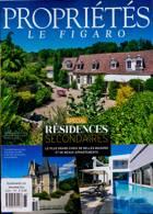 Proprietes Le Figaro  Magazine Issue NO 185