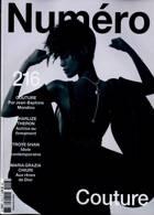 Numero Magazine Issue NO216