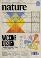 Nature Magazine Issue 22/10/2020