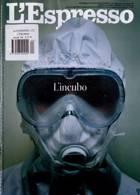 L Espresso Magazine Issue NO 44