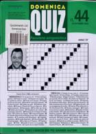 Domenica Quiz Magazine Issue NO 44