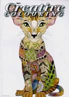 Creative Colouring Magazine Issue NO 3