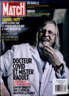 Paris Match Magazine Issue NO 3730
