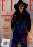 Elle French Weekly Magazine Issue NO 3904