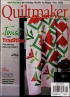Quiltmaker Magazine Issue NOV-DEC