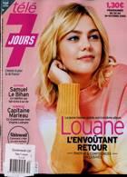 Tele 7 Jours Magazine Issue NO 3152