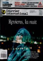 Courrier International Magazine Issue NO 1565