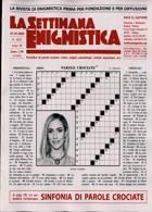 La Settimana Enigmistica Magazine Issue NO 4623