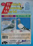 British Homing World Magazine Issue NO 7552