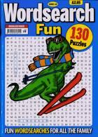 Wordsearch Fun Magazine Issue NO 48