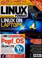 Linux Format Magazine Issue JAN 21