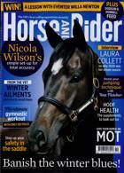 Horse & Rider Magazine Issue FEB 21