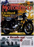 Classic Motorcycle Monthly Magazine Issue JAN 21