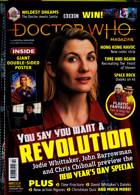 Doctor Who Magazine Issue NO 559