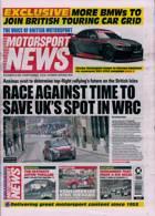 Motorsport News Magazine Issue 26/11/2020