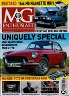 Mg Enthusiast Magazine Issue JAN 21