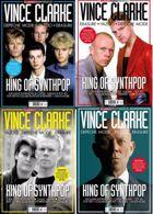 Classic Pop Presents Magazine Issue VINCECLARK