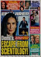 National Enquirer Magazine Issue 14/12/2020