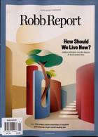 Robb Report Us Edition Magazine Issue OCT 20