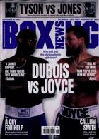 Boxing News Magazine Issue 26/11/2020