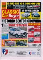 Classic Car Buyer Magazine Issue 25/11/2020