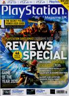 Playstation Official Magazine Issue JAN 21