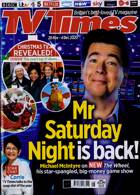 Tv Times England Magazine Issue 28/11/2020