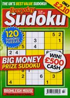 Everyday Sudoku Magazine Issue NO 180