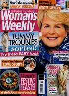 Womans Weekly Magazine Issue 08/12/2020