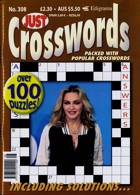 Just Crosswords Magazine Issue NO 308