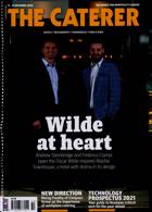 Caterer And Hotelkeeper Magazine Issue 11/12/2020