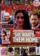 Woman Magazine Issue 14/12/2020