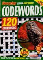 Everyday Codewords Magazine Issue NO 73