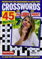 Crosswords In Large Print Magazine Issue NO 41